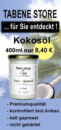 Kokosöl, gesund, gut für Herz-Kreislaufgesundheit